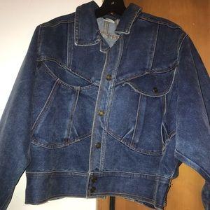 Jackets & Blazers - Braxton women's jean jacket
